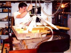 Peter Cohn Rebuilding a Piano